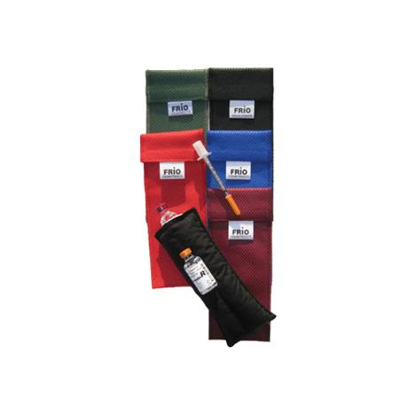 FRIO Individual Cooler Wallet,Black,Without Waterproof Liner,Each,FRI93