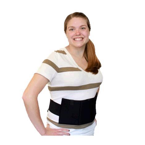Polar Kool Max Body Cooling Slim Torso Vest with Cooling Packs,Black,Each,KMVTS