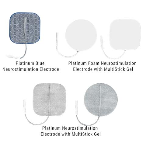 Axelgaard PALS Platinum Neurostimulation Electrodes - 40/Pack,0,Each,0