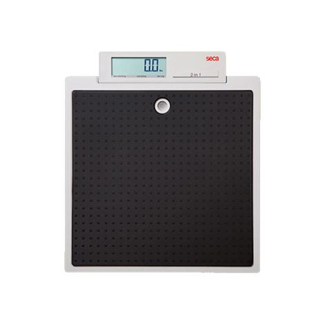 """Seca Flat Scale For Mobile Use,12.6"""" x 2.4"""" x 14.2"""" (321mm x 60mm x 356mm),Each,SECA876"""