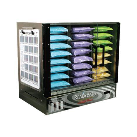 Medline Ready Bath Intelligent Warmer,12 Slot,Each,MSCWARMER12S
