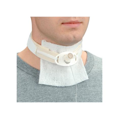 """DeRoyal Adult Trach Tube Holder with Narrow Fastener,Neck Circumference: Up to 20"""",12/Pack,M1151"""