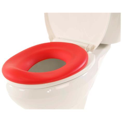Special Tomato Portable Potty Seat,Round,Aqua,Each,74010004