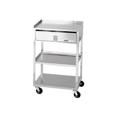 "Chattanooga Model MB-TD Stainless Steel Cart,17""L x 19""W x 30""H (43cm x 48cm x 76cm),Each,4018"