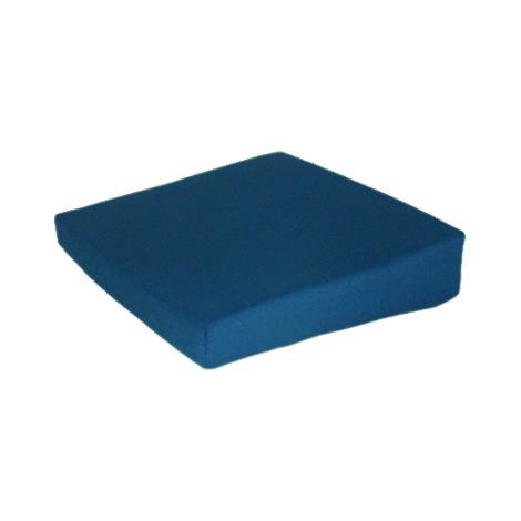 "Mabis DMI Sloping Back Seat Cushion,16"" x 18"" x 4"" to 2"",Each,513-7947-2400"