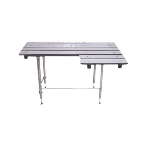 Folding Shower Transfer Bench,Left,Each,920502