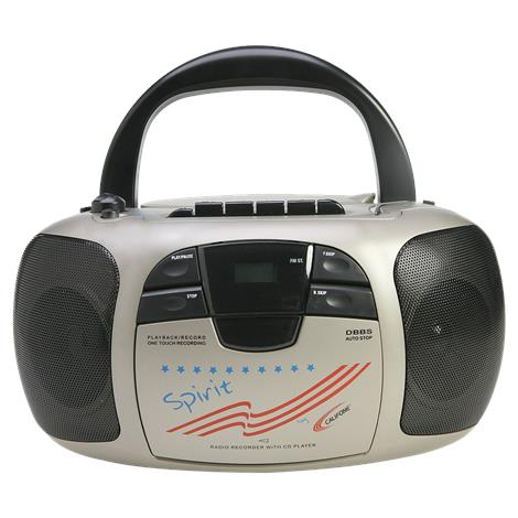 Califone 1776 Spirit Multimedia Player Or Recorder,Spirit Multimedia Player/Recorder,Each,1776