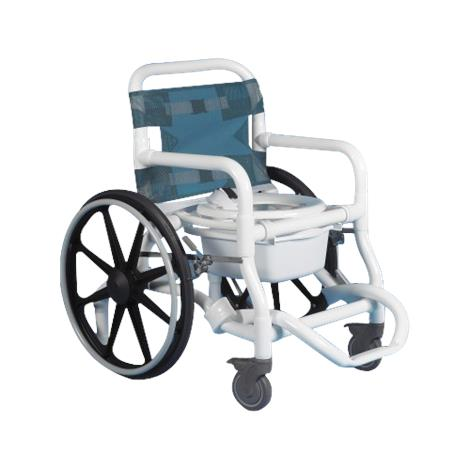Duralife Deluxe Self Propelled Shower And Commode Chair,0,Each,1300