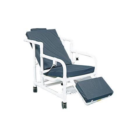 """Duralife Dura-Chair Reclining Bath Chair,48""""H x 24""""W x 48""""D,Each,1000"""