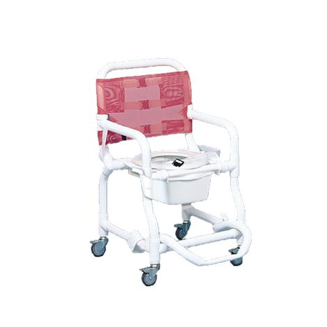 Duralife Deluxe Shower And Commode Chair,0,Each,300
