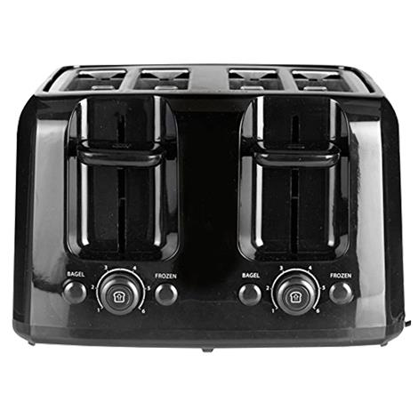 Toastmaster Four Slice Cool Touch Toaster,Toaster,Each,TM-41TS