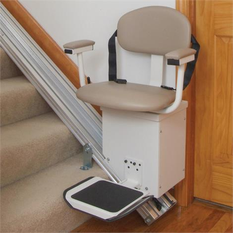 Harmar Summit Indoor Straight Stair Lift,0,Each,SL350AC