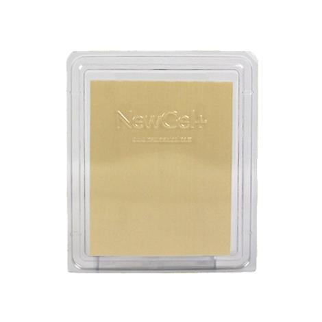 "NewMedical NewGel Plus Silicone Sheet For Scars,Beige,5"" x 6"" (12.7cm x 15.2cm),5/Pack,NG-101"
