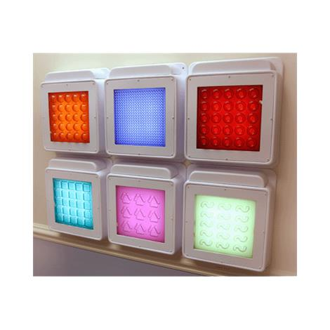 Touch Light Panels,Pink,Each,3113P ENA3113P