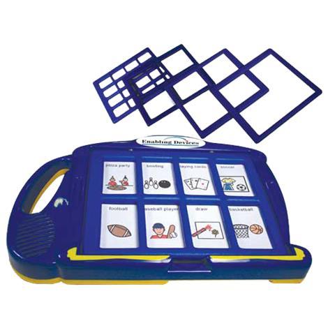 Four Level Communication Builder,Blue,Each,7077