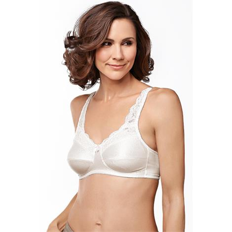 Amoena Annabell Soft Cup Wire-Free Bra,0,Each,2126