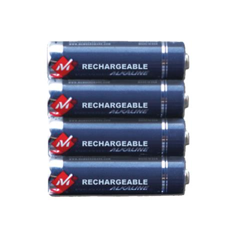 Serene Innovations Rechargeable Batteries For Power Back Up,Rechargeable Batteries,4/Pack,CA-BP