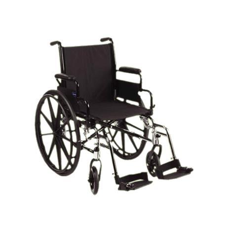 Invacare 9000 Jymni Pediatric Wheelchair With 10 Inch Frame,0,Each,9JYLT-10