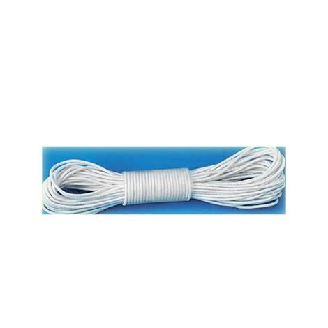 "Elastic Cord,Elastic Cord,1/16"" diameter,10yd,with Latex,Each,927213"
