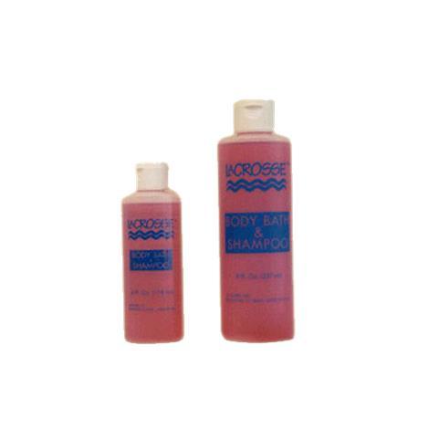 Aplicare Body Bath and Shampoo,4oz (118ml),Bottle,72/Case,82-7854
