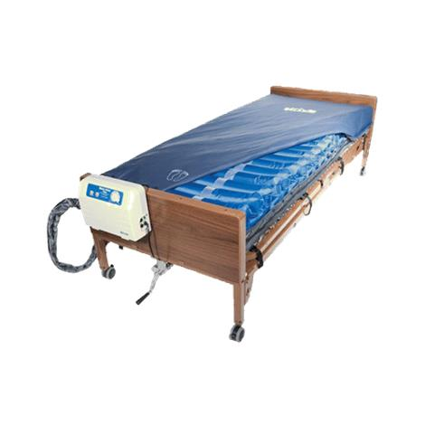 """Drive Med Aire Plus 8 Inch Alternating Pressure and Low Air Loss Mattress System,36""""W x 80""""L x 8""""H,Each,14029 DRV14029ea"""
