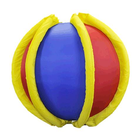 """Playability Rib It Ball,14"""",Without Crinkle Material In The Ribs,Each,50"""
