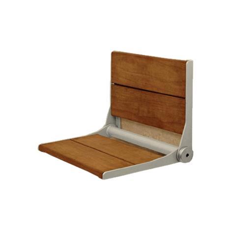 HealthCraft Invisia Serena Wall Mounted Shower Seat,26