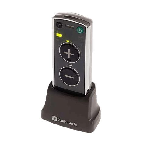 Comfort Duett Large Button Personal Listener,Without Neckloop,Each,Hc-Duett2