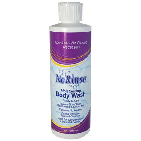 No-Rinse Body Wash,8oz,Bottle,24/Case,940