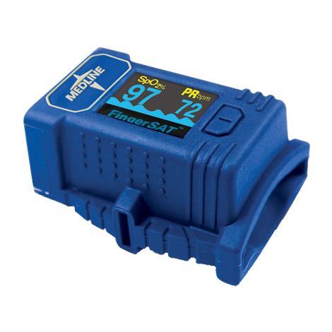 Medline FingerSAT Sport Fingertip Pulse Oximeter,Pulse Oximeter,Each,HCSFSATSPORT