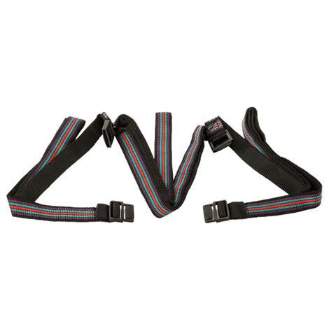 Aeromat Yoga Mat Carrying Harness,Long,Black,Each,30103