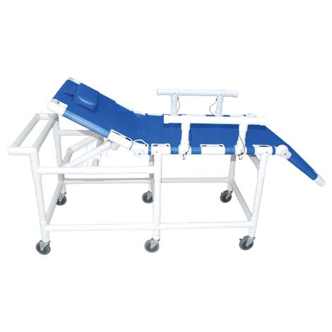 MJM International Multi Positioning Sling Gurney with Reclined and Elevated Head Rest,Each,920-R