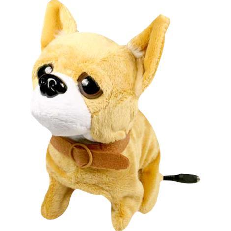 Chihuahua Plush Toy,5-1/2L x 4W x 6H,Each,3928