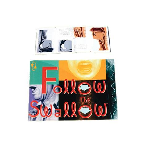 "Alimed Follow the Swallow Motion Flip-Book by Jo Puntil-Sheltman M.S. CCC-SLP,8"" x 10-1/2"",Each,888335"