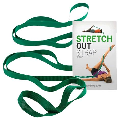 OPTP Stretch Out Strap,Strap with Instructional Guide,Each,440-2
