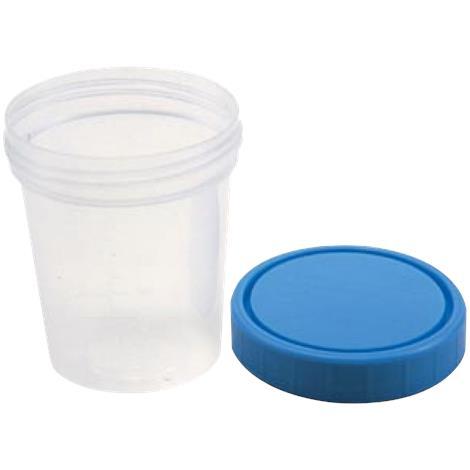 Amsino AMSure Urine Specimen Container,4oz,100/Pack,AS340