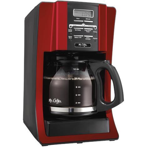 Toastmaster Twelve Cup Programmable Coffee Maker,Coffee Maker,Each,TM-121CM