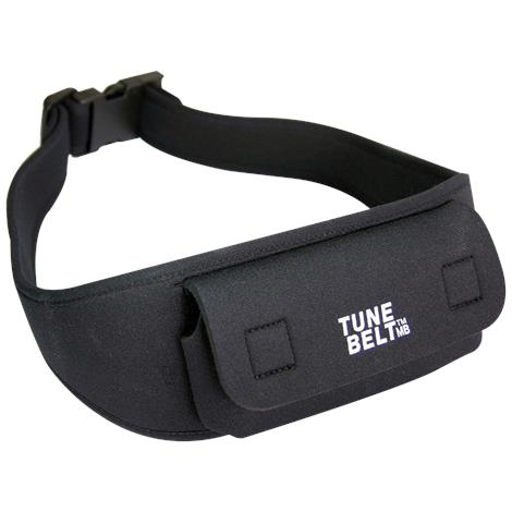 "Tune Belt Wireless Microphone Belt,Horizontal,Fits up to 3.125"" x 6"" x 1"",Each,MB1"