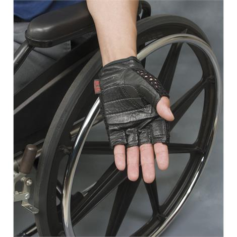 "Mesh Back Gel Gloves,X-Large, 4-1/2"" to 4-5/8"",Pair,NC53894-5 - from $8.99"