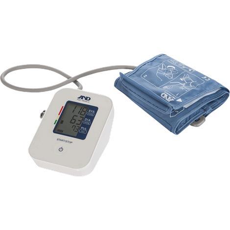 "A&D Medical LifeSource Basic Pressure Monitor With SlimFit Medium Cuff,3.8""W x 5.1""D x 2.7""H (97mm x 130mm x 69mm),Each,UA-611"