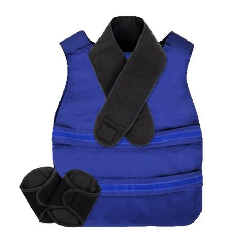 Polar Kool Max Poncho Vest Kit,0,Each,KMVS