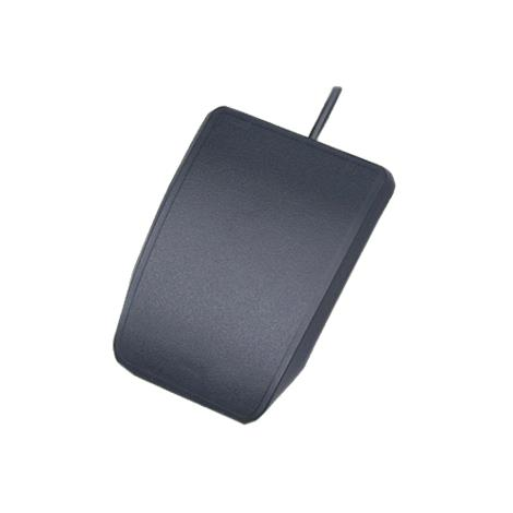 Single-Action Foot Switch For Contoured Keyboards,Single-Action Foot Switch,Each,FS007RJ11