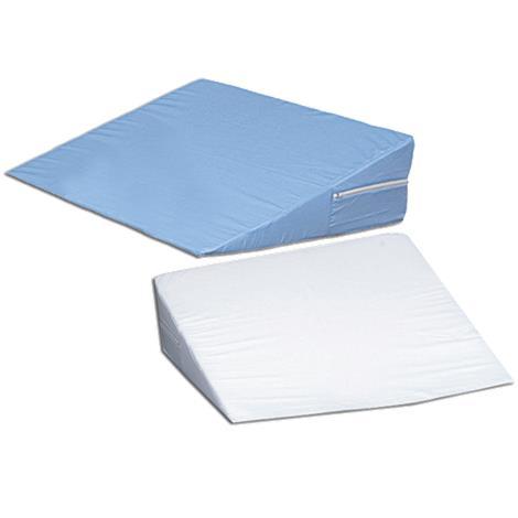"""Mabis DMI Foam Bed Wedge,10"""" x 24"""" x 24"""",Blue,Each,802-8027-0100"""