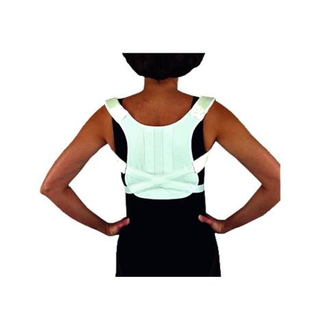 """Scott Specialties Universal Posture and Clavicle Support,44"""" Chest Circumference,Each,1582"""