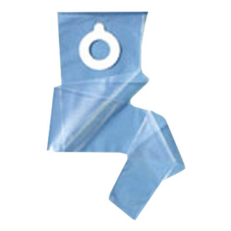 Cymed Two-Piece Transparent Colostomy System Irrigation Sleeve,Irrigation Sleeve,10/Pack,59345