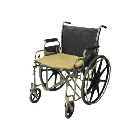 "Sheepskin Wheelchair Accessories,Armrest Covers,Short,9.5""L x 5""W,2/Pack,113"