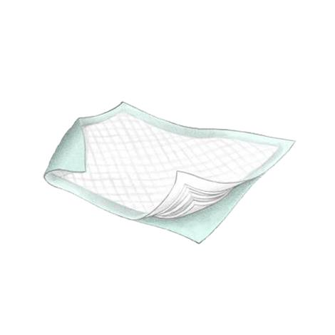 Covidien Wings Plus Maxicare Fluff And Polymer Underpad,30 x 36,Maxicare Super Large Underpad,10/Pack,958B10