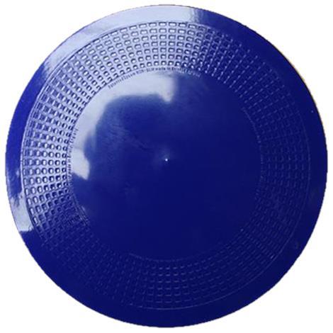 "Dycem Non-Slip Pads and Activity Pads,Blue,18"" x 15"" x 1/8"",Each,6621"