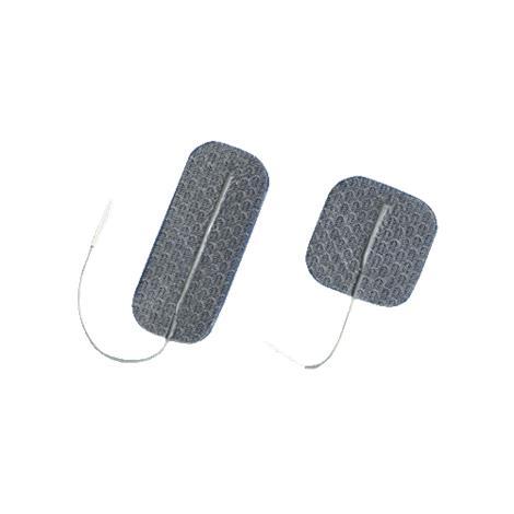 """Axelgaard PALS Platinum Blue Neurostimulation Electrodes,1-1/2"""" x 3-1/2"""" (4cm x 9cm),Rectangle,4/Pack,10pk/Case,901240"""
