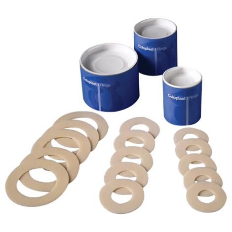"""Coloplast Skin Barrier Rings,Stoma Size: 1-1/8"""" (30mm),30/Pack,2330"""
